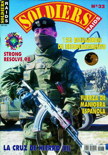 Soldiers Raids Nº 32