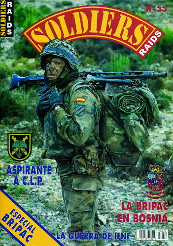 Soldiers Raids Nº 33