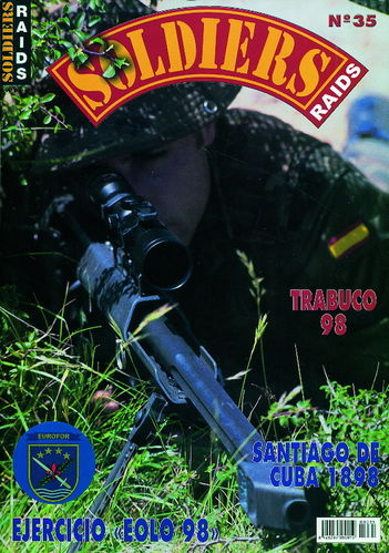 Soldiers Raids Nº 35