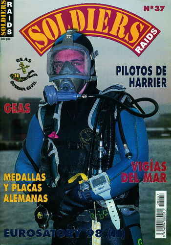 Soldiers Raids Nº 37