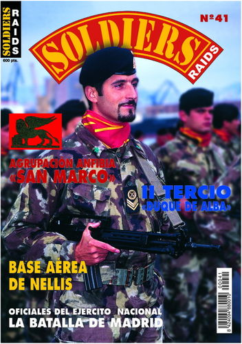 Soldiers Raids Nº 41