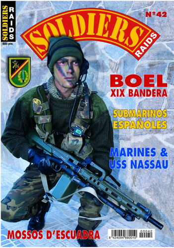 Soldiers Raids Nº 42