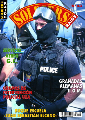 Soldiers Raids Nº 43
