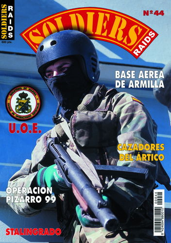 Soldiers Raids Nº 44
