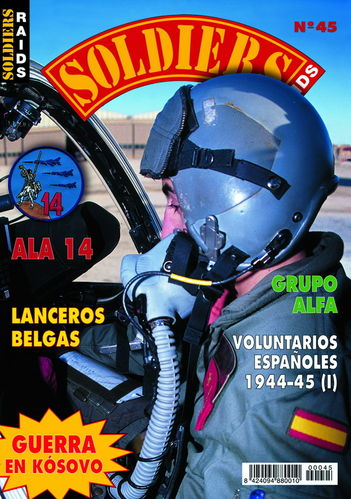 Soldiers Raids Nº 45