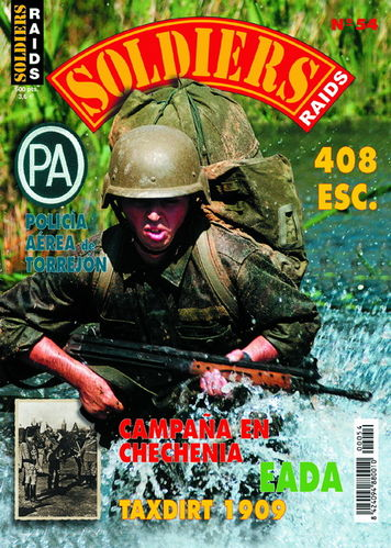 Soldiers Raids Nº 54