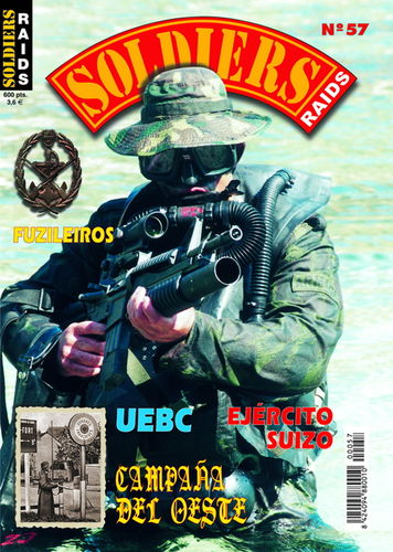 Soldiers Raids Nº 57