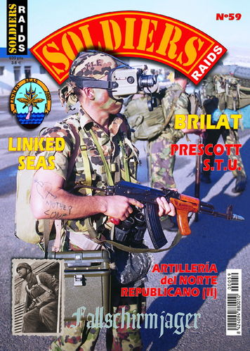 Soldiers Raids Nº 59