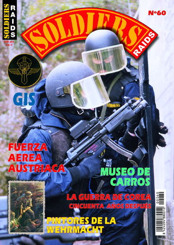 Soldiers Raids Nº 60