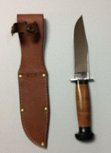 CUCHILLO BÖKER MARK 1 NAVY