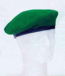 469f6c1145d3a BOINA ALEMANA VERDE USADA - Soldiers