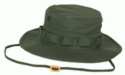 JUNGLE HAT VERDE OLIVA