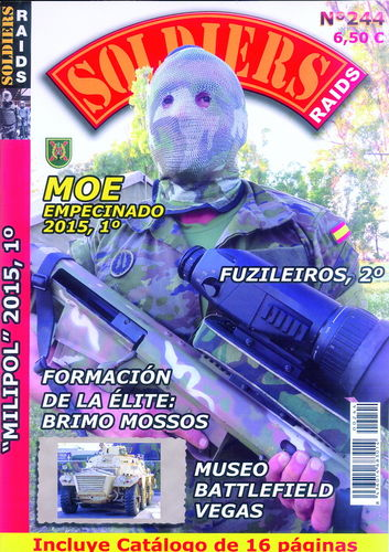 SOLDIERS-RAIDS Nº 244
