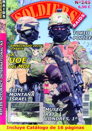 SOLDIERS RAIDS Nº 245.