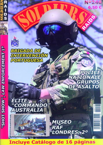 SOLDIERS RAIDS Nº 246.