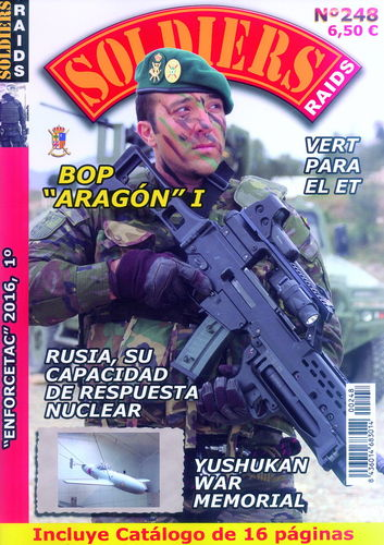 SOLDIERS RAIDS Nº 248.