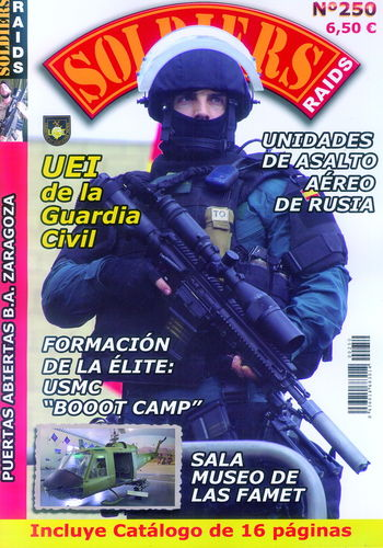 SOLDIERS RAIDS Nº 250.