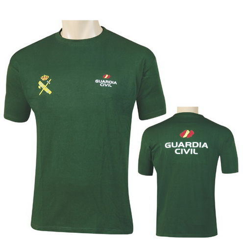 CAMISETA GUARDIA CIVIL.