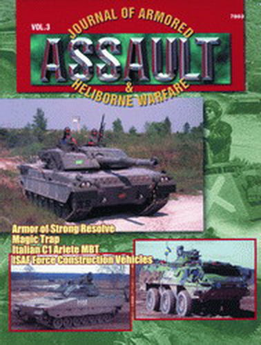 ASSAULT. JOURNAL OF ARMORED & HELIBORNE WARFARE. VOL. 3.