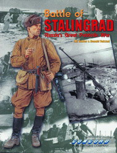 BATTLE OF STALINGRAD. RUSSIA'S GREAT PATRIOTIC WAR.