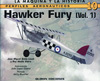 HAWKER FURY. VOL. 1