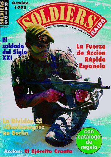 Soldiers Raids Nº 01