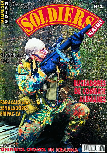 Soldiers Raids Nº 02