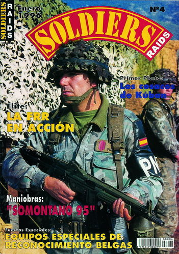 Soldiers Raids Nº 04