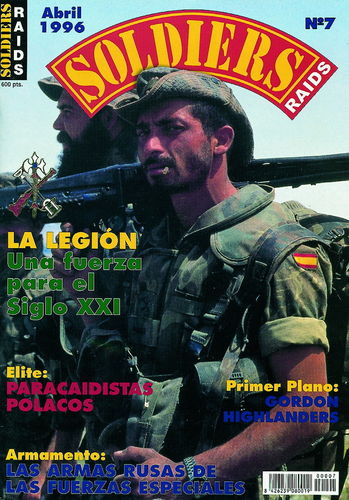 Soldiers Raids Nº 07