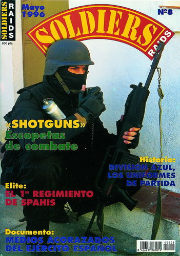 Soldiers Raids Nº 08