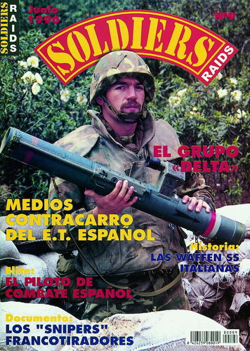Soldiers Raids Nº 09