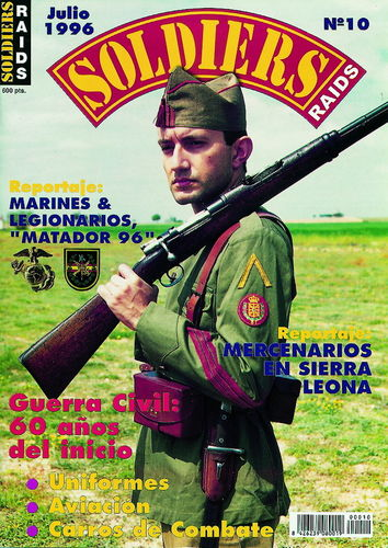 Soldiers Raids Nº 10