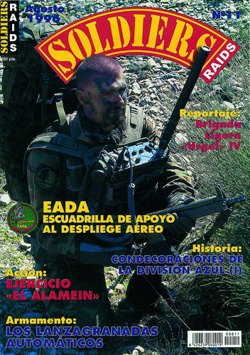 Soldiers Raids Nº 11