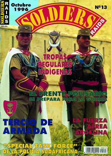 Soldiers Raids Nº 13