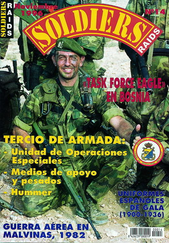 Soldiers Raids Nº 14