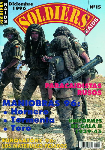 Soldiers Raids Nº 15