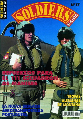 Soldiers Raids Nº 17.
