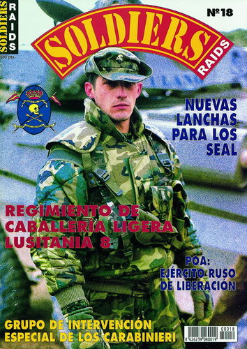 Soldiers Raids Nº 18