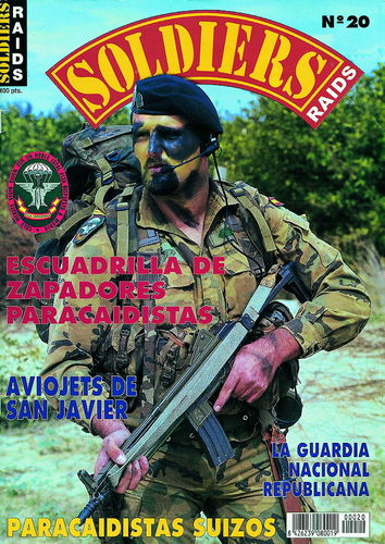 Soldiers Raids Nº 20