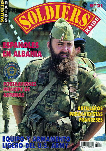 Soldiers Raids Nº 21