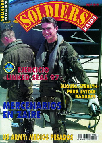 Soldiers Raids Nº 22
