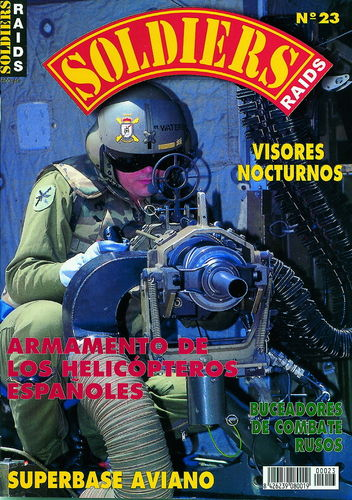 Soldiers Raids Nº 23