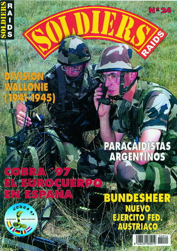 Soldiers Raids Nº 24