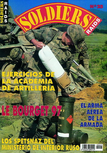 Soldiers Raids Nº 25