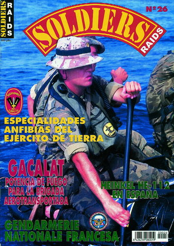 Soldiers Raids Nº 26