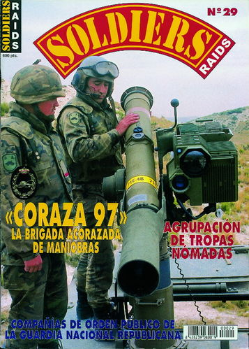 Soldiers Raids Nº 29