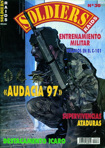 Soldiers Raids Nº 30