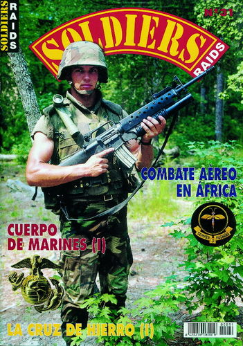 Soldiers Raids Nº 31