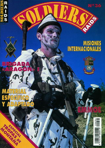 Soldiers Raids Nº 36