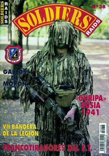 Soldiers Raids Nº 38
